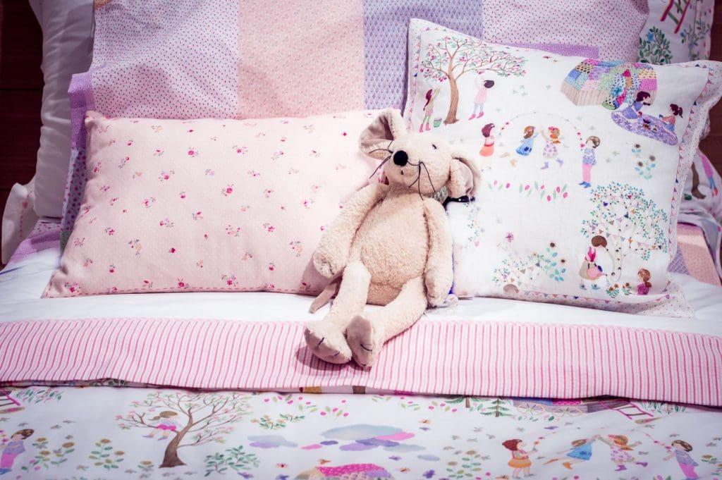 Looduslikust puuvillast voodipesu on lapse nahale õrn, ei tekita ärritust ning sobib ka allergikutele
