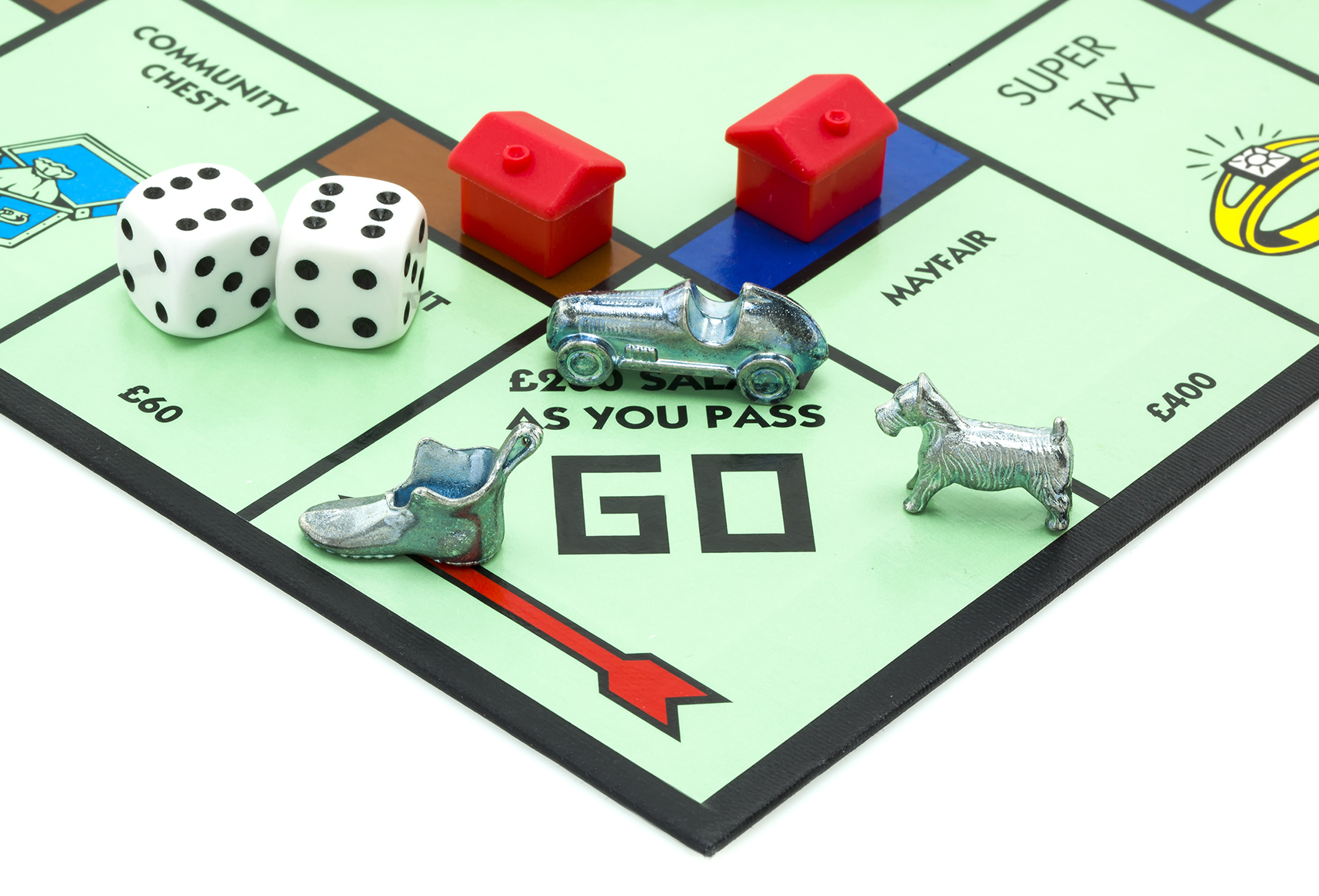 Lauamäng Monopoly