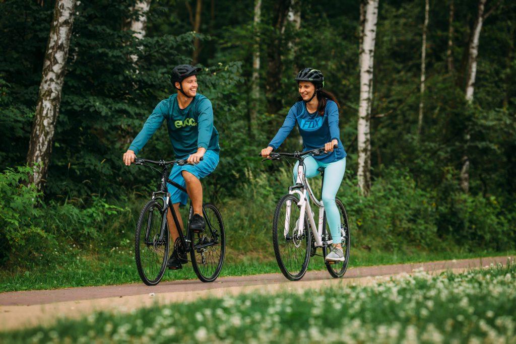 Jalgratas on keskkonnasõbralik sõiduvahend