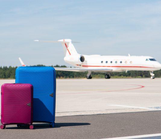 Lennupagas - kerge käsipagasi kohver