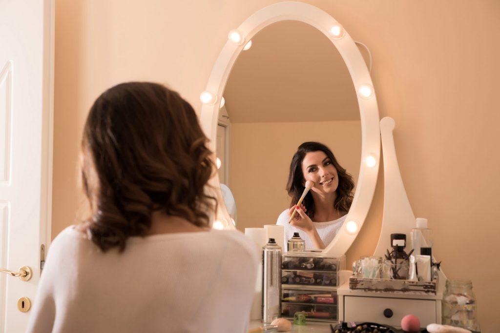 Kosmeetika säilitamine - dekoratiivkosmeetika